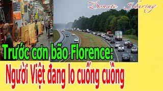 Trước c.ơn b.ã.o Flo.re.nce: Người Việt đa.ng l.o c.u.ống c.u.ồ.ng