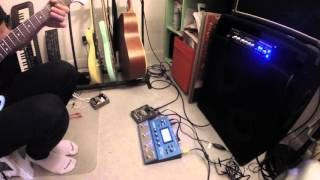 boss sy 300 pad bass sounds