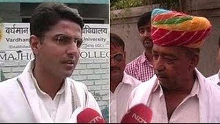 Battle for Ajmer: Sachin Pilot vs Sanwar Lal Jat