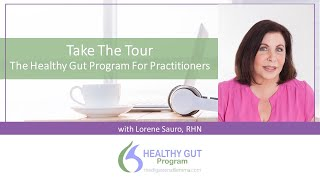 Healthy Gut Program For Practitioners