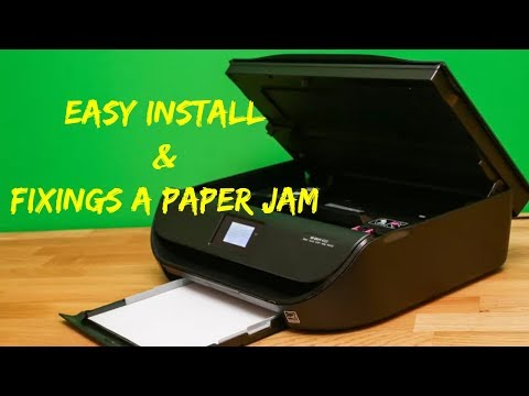 HP Envy 4520 Driver Download And Install Fixings A Paper Jam