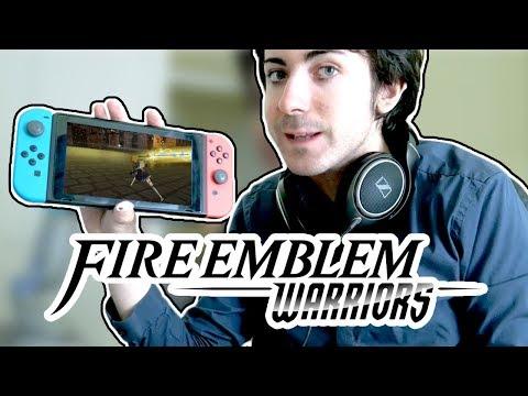 EL GRAN JUEGO DE GUERRAS DE NINTENDO SWITCH - Fire Emblem Warriors (Impresiones)
