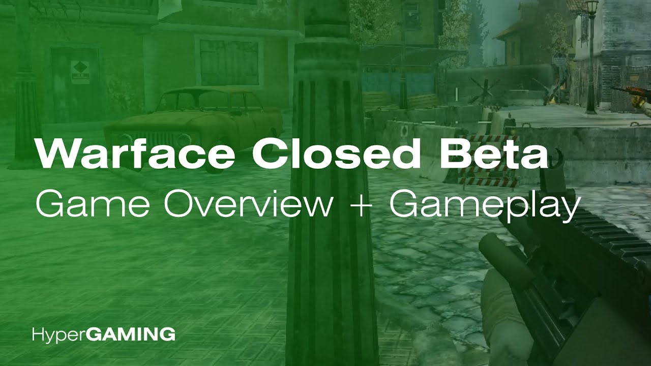 Warface review and download.