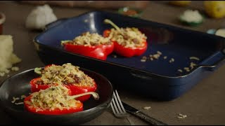 How To Make Rice Stuffed Peppers | An Original Knorr® Recipe