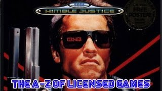 The Terminator (Genesis) + Terminator 2: Judgement Day (Genesis) Review - A-Z of Licensed Games