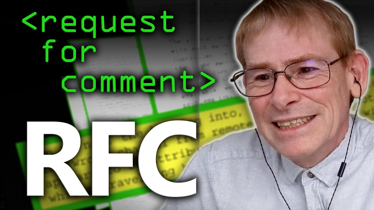 RFC (Request For Comment) Explained