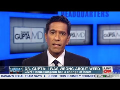 Dr. Sanjay Gupta: 'Why I Changed My Mind On Weed'