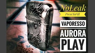 Vaporesso Aurora Play (Below 300Php) fŗom SHOPPEE