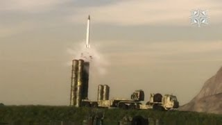 Almaz Antey - Integrated Air Defense Missile Systems (ADMS) Combat Simulation [480p]