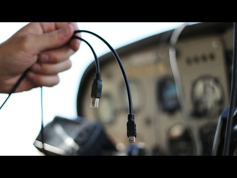 Aviation Audio+Power Cable for GoPro by Nflightcam [Review]
