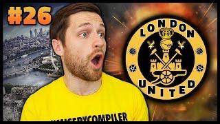 LONDON UNITED! #26 - Fifa 15 Ultimate Team