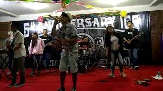 Dont worry tonyQ rastafara cover sunday morning reggae