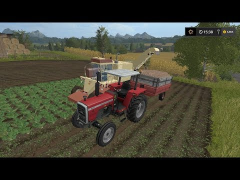 Sugar beet harvest | Small Farm | Farming Simulator 2017 | Episode 7