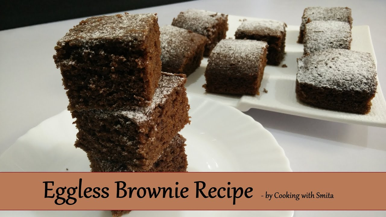 Eggless brownie recipe in hindi by cooking with smita cake like eggless brownie recipe in hindi by cooking with smita cake like brownie youtube forumfinder Gallery