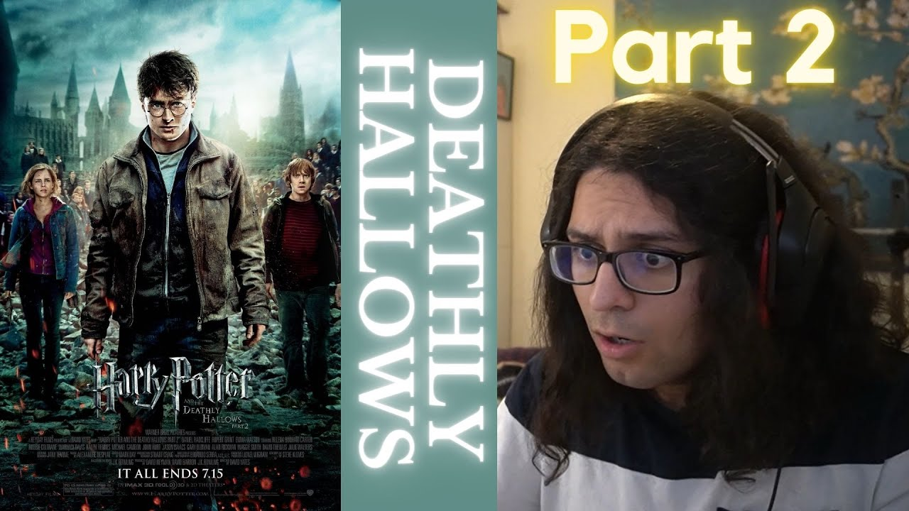 Download FIRST TIME WATCHING Harry Potter and the Deathly Hallows Part 2 (1/2)