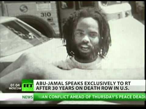 Mumia Abu-Jamal speaks to RT after 30 yrs on death row
