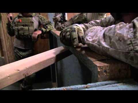 Ex Navy Seals and Matt Klier of ASDS play against the Public