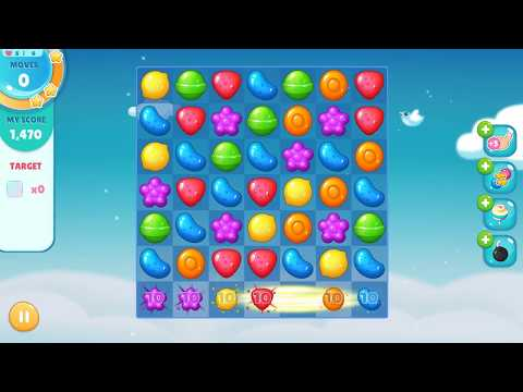 CANDY FOREVER Gameplay | Cloud 6 | 3 stars, no boosters