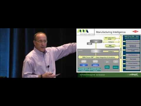 Conquering Big Data in Chemical Mft with Dow's Lloyd Colegrove at ARC Industry Forum 2013