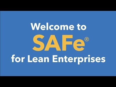 SAFe® Explained in 3 Minutes