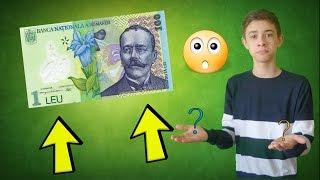 Cum să multiplici banii ? 1 Leu - 100 Lei !!!