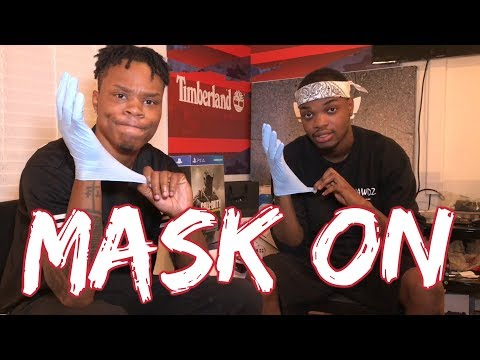 Joyner Lucas - Mask Off Remix (Mask On) - REACTION
