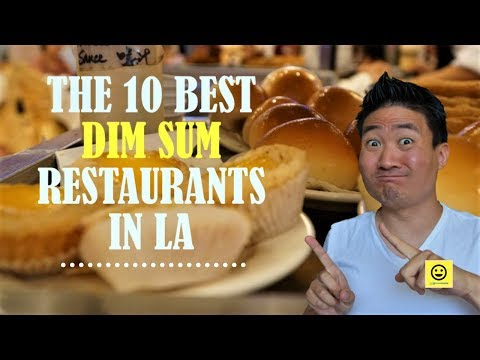 10 Best DIM SUM Restaurants In Los Angeles