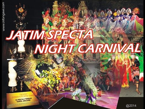 Jatim Specta Night Carnival Full