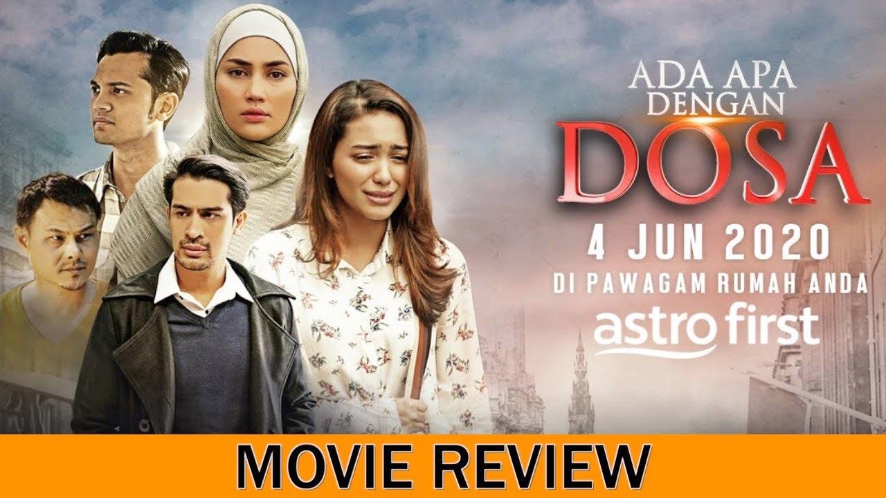 ADA APA DENGAN DOSA - Movie Review - YouTube
