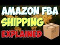 ✈️ 🚢 Amazon FBA Shipping And Warehouses Explained | Beginners Guide | Paul K Wright