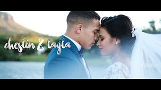 Layla & Cheslin Kolbe Wedding - Stellenbosch - South Africa