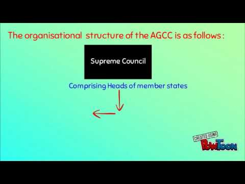 Cooperation among Arab Gulf states