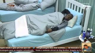 big brother angola acorda e dana