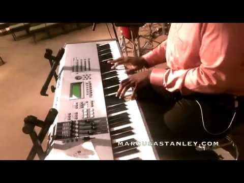 BEAUTIFUL - MALI MUSIC - PIANO COVER BY MARCUS A. STANLEY