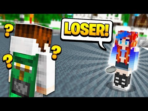 BULLIED ON MY FIRST DAY OF SCHOOL! (Minecraft Roleplay)