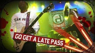 "Questlove & GGALP ""Masters Of War"" Live - Part 1"
