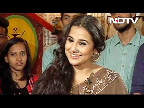WATCH: Spotlight with Vidya Balan | Hindi Interview