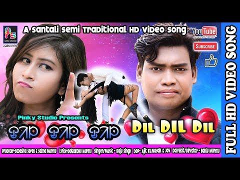 DiL DiL DiL||New Santali Semi Traditional HD Video Song 2019||RJ.Hembram||Urmila