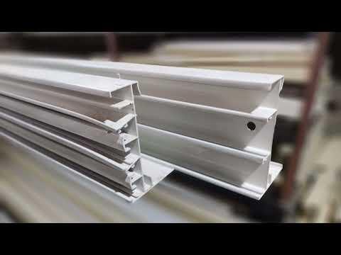 How to make window frame [ aluminum ]
