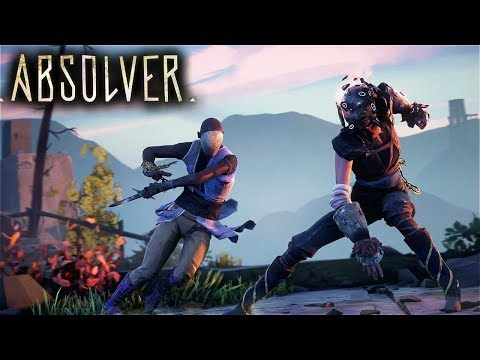 Absolver - Fighting Marked Ones! (Online Martial Arts RPG Multiplayer Coop) Absolver Gameplay Part 4