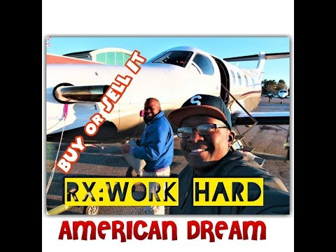 YOUNG TANZANIAN BUYING A PRIVATE JET IN U.S.A