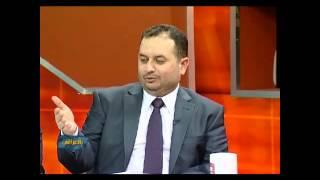 جمال المحمداوي توقيع وثيقة الاتفاق السياسي في برنامج بالعراقي قناة الحرة عراق