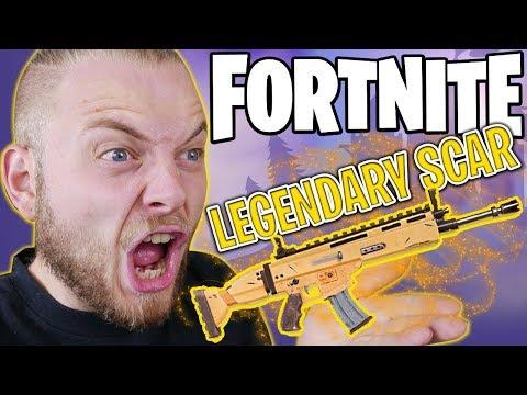 THIS GUN IS AMAZING!! - FORTNITE BATTLE ROYALE! #1