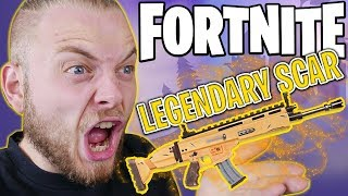 THIS GUN IS AMAZING!! - FORTNITE BATTLE ROYALE! #1