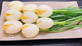 [어버이날요리] 튤립꽃보다 더 예쁜 계란요리/ 정성듬뿍…
