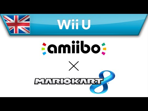 Mario Kart 8 - amiibo Trailer (Wii U)
