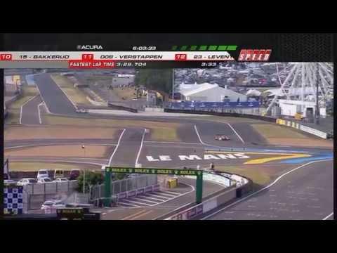 Le Mans 24 Hours 2009 - Race Part 3/4 Speed