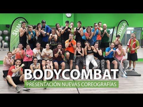 BODYCOMBAT | Nuevas Coreografías 2018 | SUMA Rafalafena (Castellón)