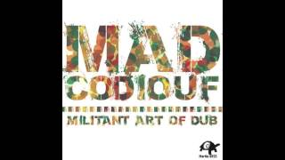 MBEP013/Militant Art of Dub - MAD CODIOUF...free download on http://mareebass.blogspot.fr/