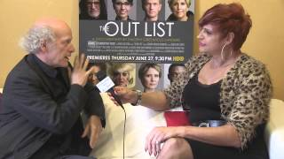 MISS FINESSE Interviews Timothy Greenfield-Sanders for the OUT List